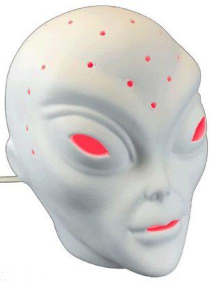 Alien Head Light Up