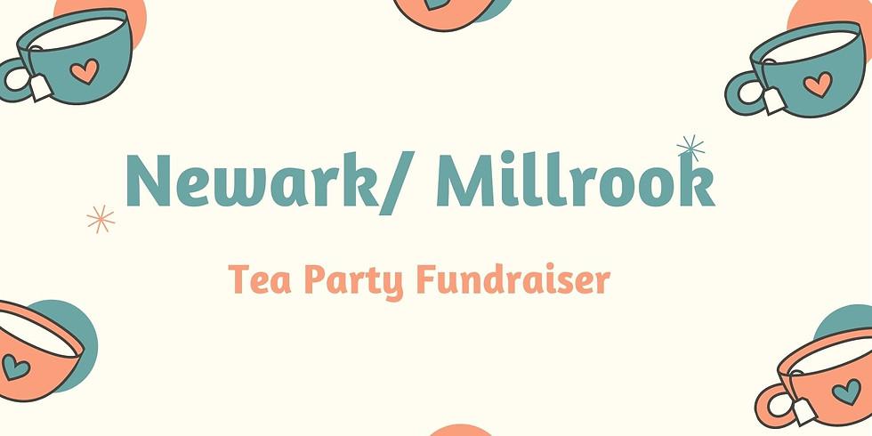 Newark/Millbrook Tea Party Fundraiser
