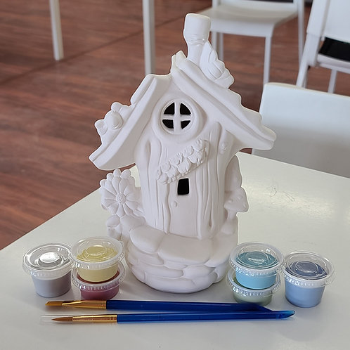 Fairy House (1806)Pottery to Go Kit