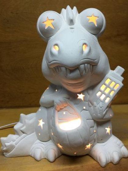 Fun Lizard Monster Light up