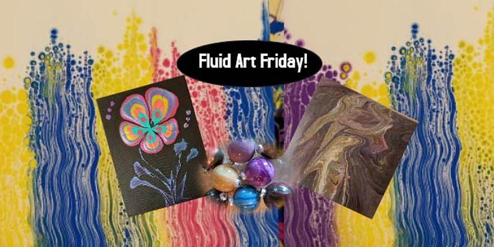 Fluid Art Friday