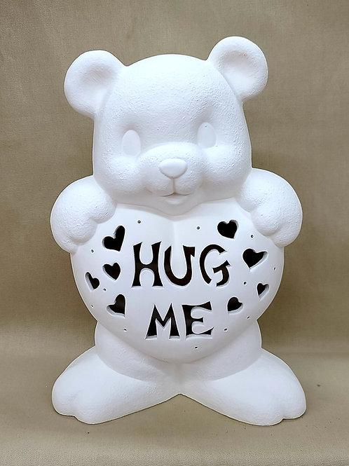 Personalized Light-up Bear w/ Heart