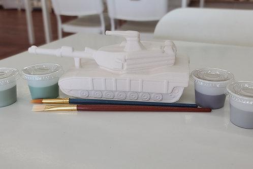 Tank Pottery to Go Kit