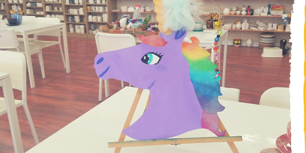 "Summer Art Camp ""Unicorn's"""