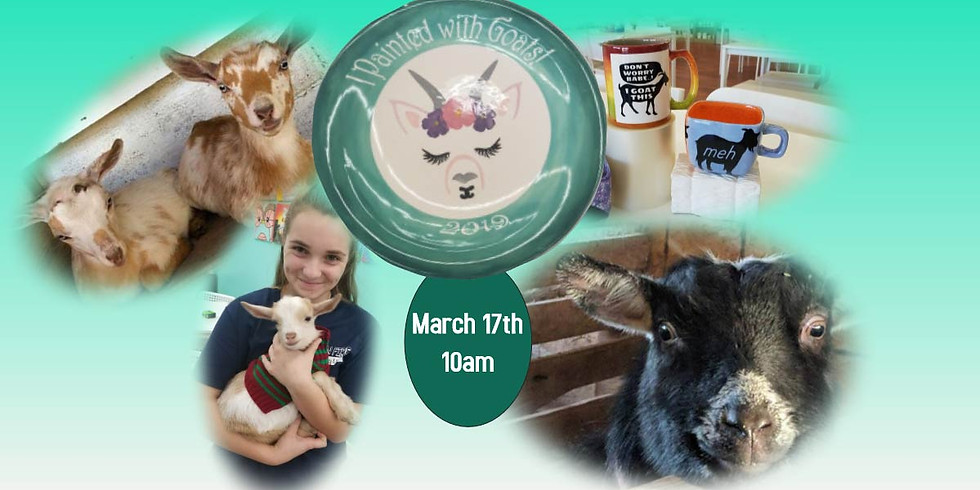 Mommy & Me Painting with Goats Sold Out