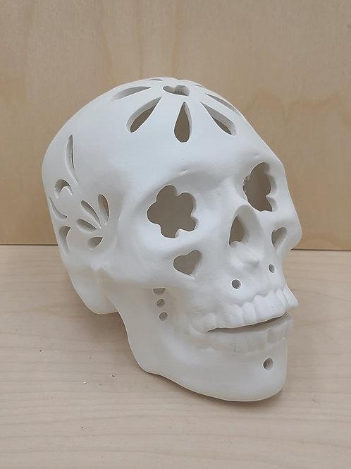 Sugar Skull Medium Light Up