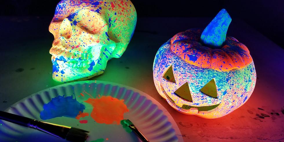Glow-tastic Halloween Party!