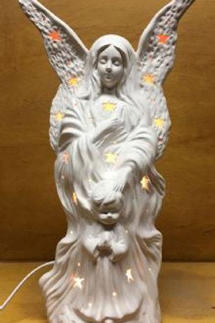 Guardian Angel Lamp