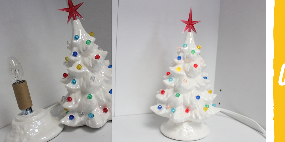 """Summer Art Camp """"Christmas in July"""""""