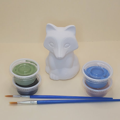 Fox Pottery to Go Kit