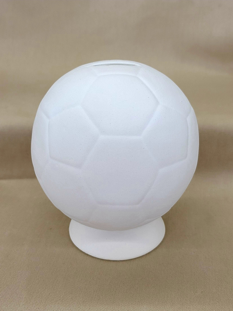 0370 Soccer Ball Bank