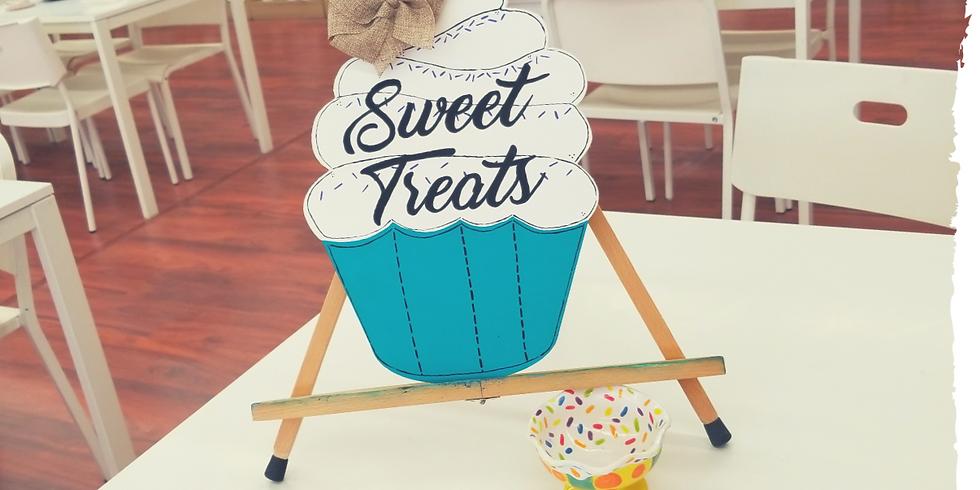"Summer Art Camp ""Sweet Treat's"""
