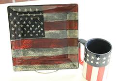 Patriotic Pottery