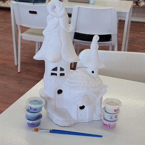 Fairy House (1838)Pottery to Go Kit