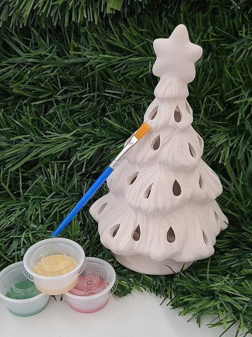 Classic Tree Votive Pottery to Go