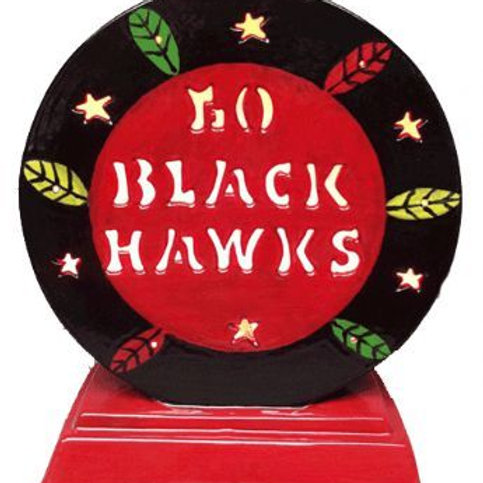 Personalized Light-up Hockey Puck