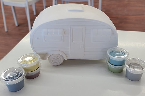 Camper Pottery to Go Kit
