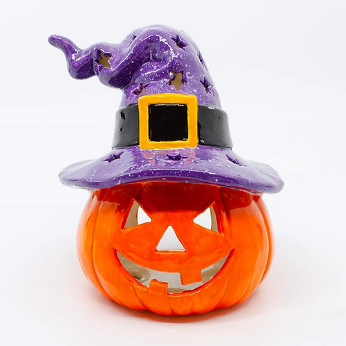 Pre-Order Deposit  5383 Witch Hat Jack-O-Lantern
