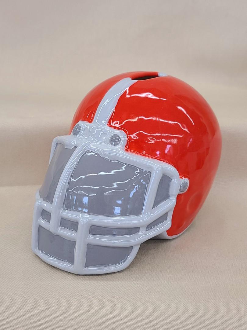 1174 Football Helmet Bank