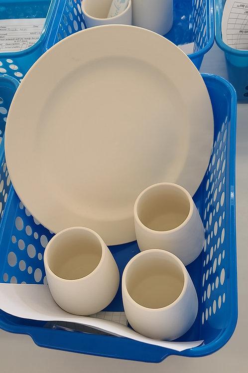 Custom Kit for Heather Pottery to Go Kit