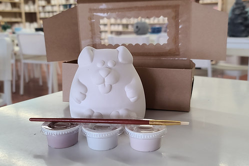 Dogable Bank Pottery to Go Kit