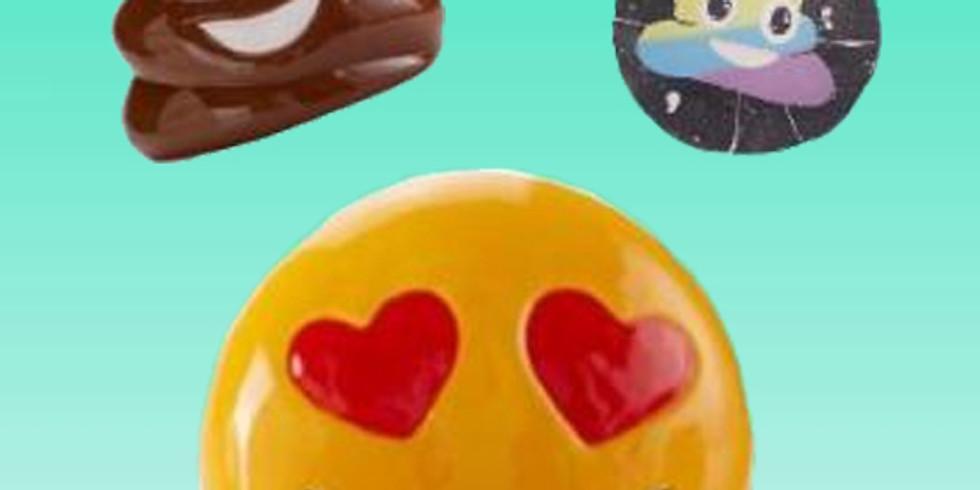 "SUMMER ART CAMP ""Emoji Week"""