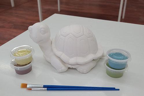 Turtle Box Pottery to Go Kit