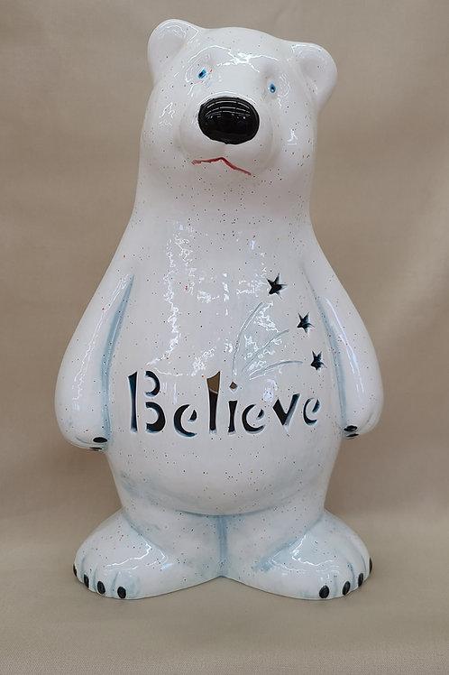 Personalized Light-up Polar Bear