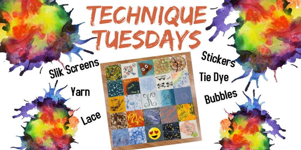 Technique Tuesdays