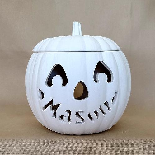 USA SM Personalized Light-up Pumpkin 1/cs