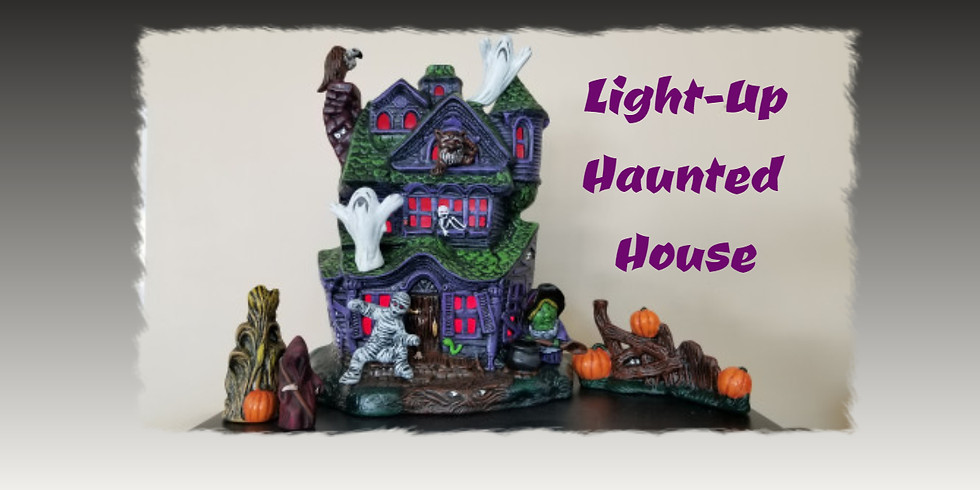 Haunted House Class