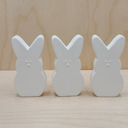 Set of 3 Repeeps Pottery to go Kit