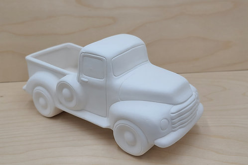 Pickup Truck Pottery to Go