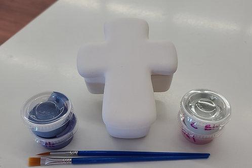 Cross Box Pottery to Go Kit