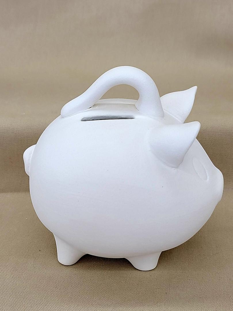 5214 SM Piggy Bank w_Handle