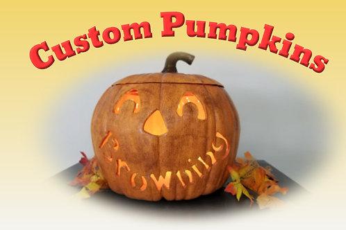 Custom Light-up Pumpkin Kit