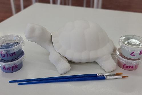 Heart Bottom Turtle