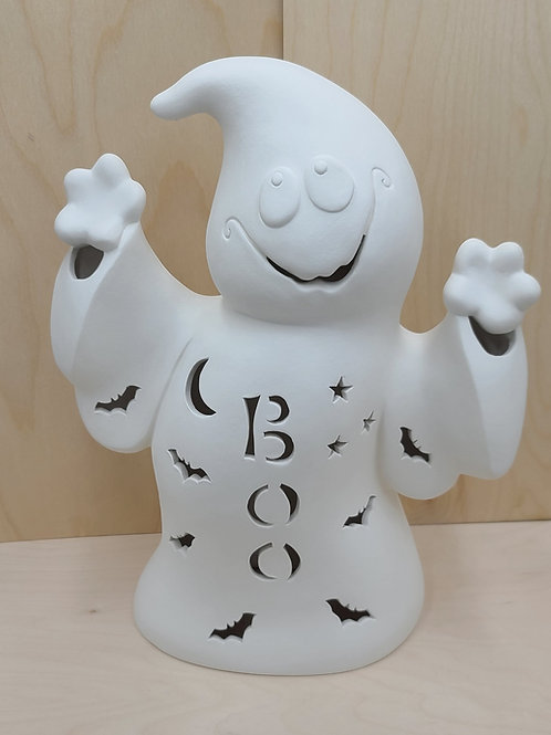 USA Personalized Light-up Silly Ghost