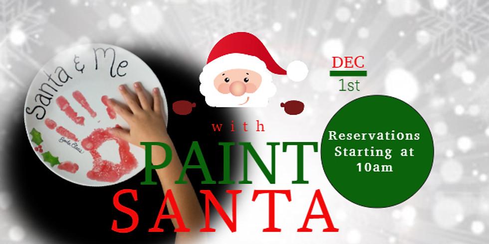 Paint with Santa (CASA Fundraiser)