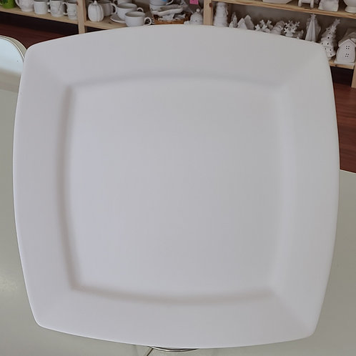 """12"""" Square Plate Pottery to Go Kit"""