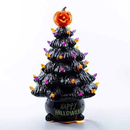 Pre-Order Deposit  5384 Halloween Tree Light Up