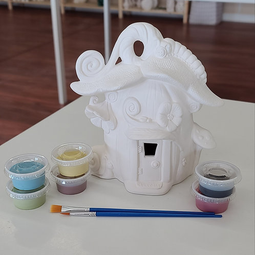 Fairy House (1802)Pottery to Go Kit