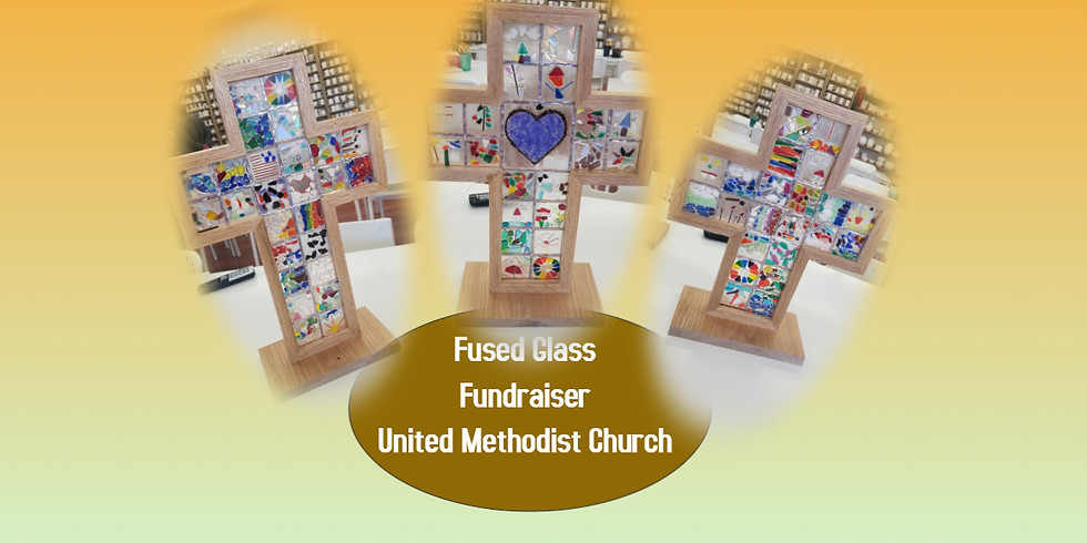 Fused Glass Tile Project (Fundraiser)