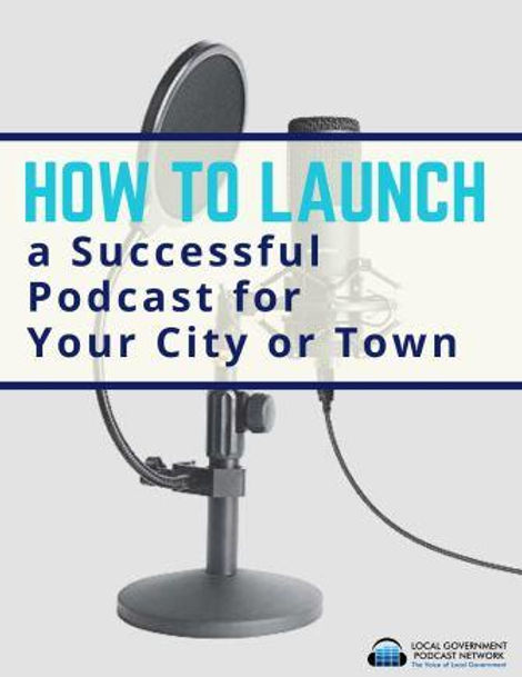 How to Launch a City or Town Podcast Ima