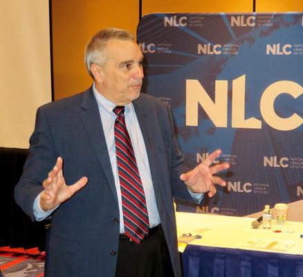 Jim Hunt at NLC