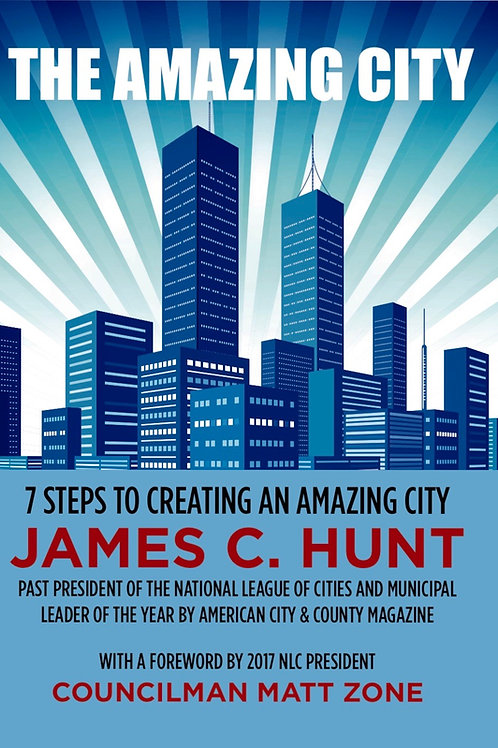 The Amazing City-7 Steps to Creating an Amazing City