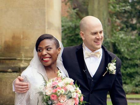 A Valentines wedding video at Ramster Hall and Farnborough monastery.