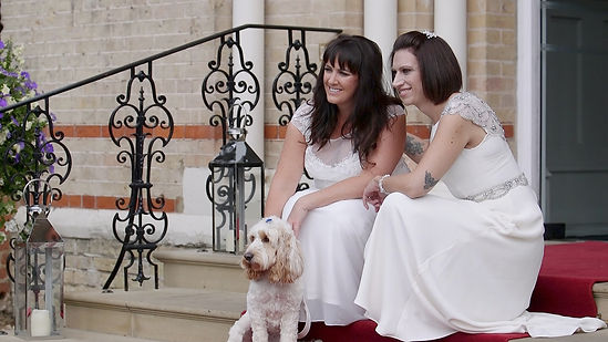 Same Sex Marriage Wedding Videographer
