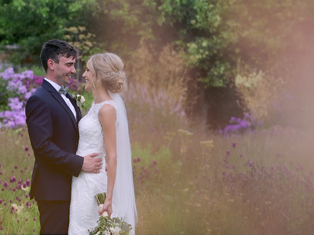 Alice and Robert's Bury Court Barn Wedding Video | W4 Wedding Films