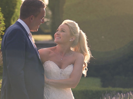 Wedding Videographer at Danesfield House | Buckinghamshire